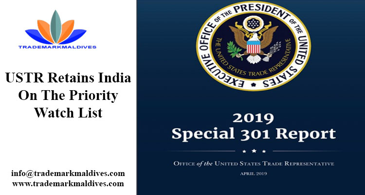 USTR retains India on the Priority Watch List
