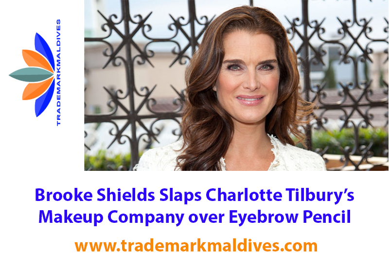 Brooke Shields Slaps Charlotte Tilbury's Makeup Company over Eyebrow Pencil