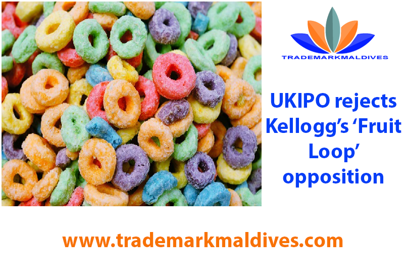 UKIPO rejects Kellogg's 'Fruit Loop' opposition