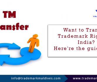 Want to Transfer Trademark Rights in India? Here're the guidelines!