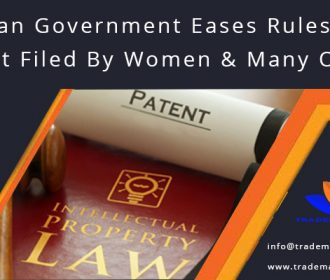 Indian Government Eases Rules for Patent Filed By Women & Many Others