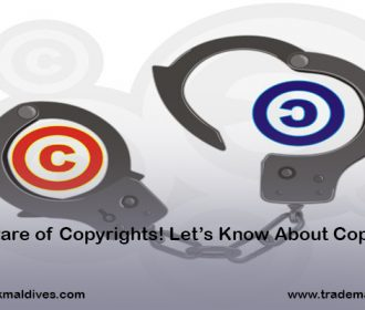Must be Aware of Copyrights! Let's Know About Copyleft Now!!