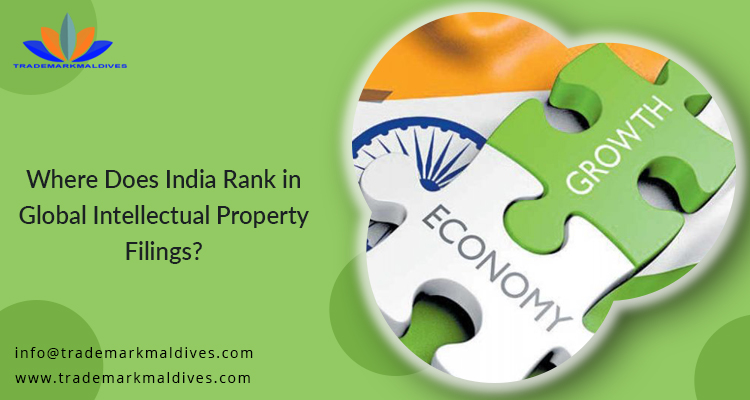 Where Does India Rank in Global Intellectual Property Filings?
