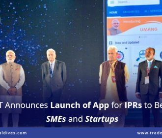 DPIIT Announces Launch of App for IPRs to Benefit SMEs and Startups