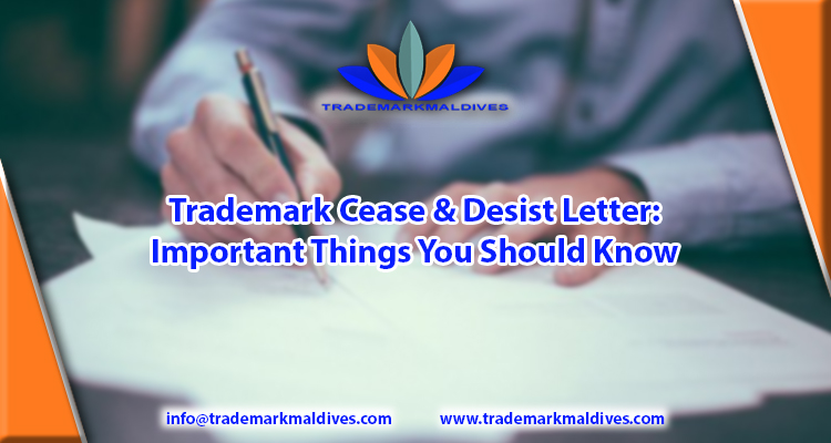 Trademark Cease & Desist Letter: Important Things You Should Know