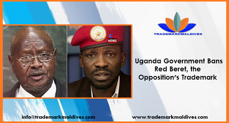 Uganda Government Bans Red Beret, the Opposition's Trademark