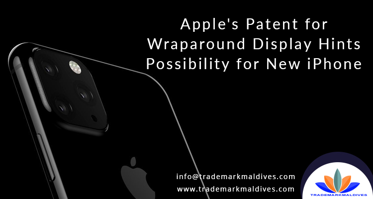 Apple's Patent for Wraparound Display Hints Possibility for New iPhone