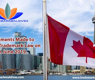 Amendments Made to Canadian Trademark Law on 17th June 2019