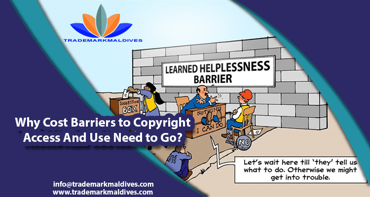 Why Cost Barriers to Copyright Access And Use Need to Go?