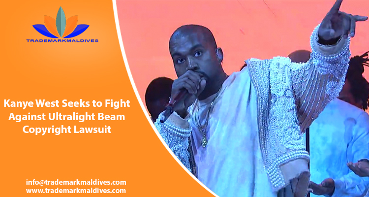 Kanye West Seeks to Fight Against Ultralight Beam Copyright Lawsuit