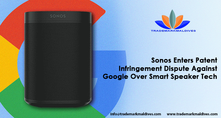 Sonos Enters Patent Infringement Dispute Against Google Over Smart Speaker Tech