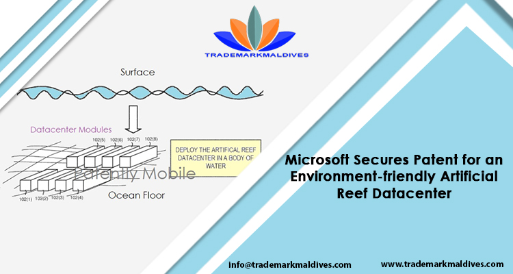 Microsoft Secures Patent For An Environment-Friendly Artificial Reef Datacenter