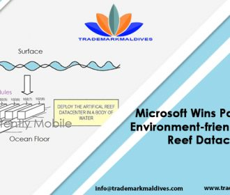 Microsoft Wins Patent for an Environment-friendly Artificial Reef Datacenter