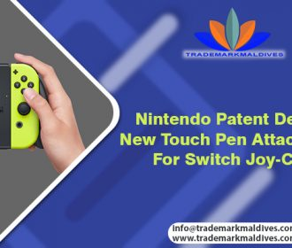 Nintendo New Patent Details Touch Pen Attachment For Switch Joy-Con