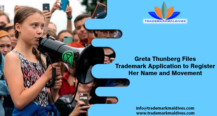 Greta Thunberg Files Trademark Application to Register Her Name and Movement