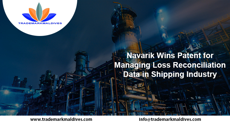 Navarik Wins Patent for Managing Loss Reconciliation Data in Shipping Industry
