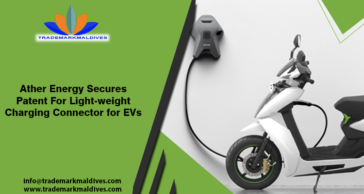 Ather Energy Secures Patent for Light-weight Charging Connector for EVs