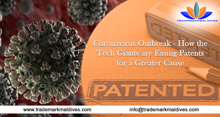 Coronavirus Outbreak – How the Tech Giants are Easing Patents for a Greater Cause