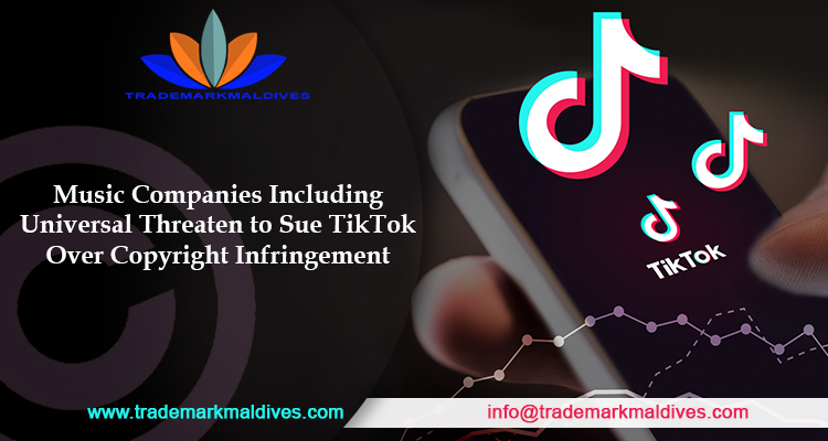 Music Companies Including Universal Threaten to Sue TikTok Over Copyright Infringement
