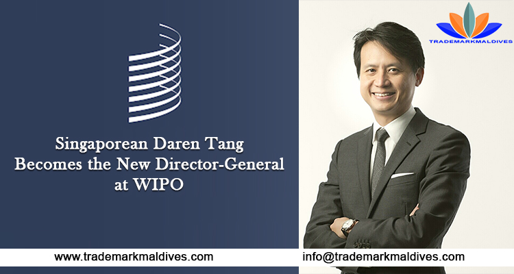 Singaporean Daren Tang Becomes the New Director-General at WIPO
